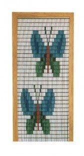 Torresol Vliegengordijn Vlinder  kant klaar 90 x 210 Cm