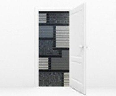 Torresol vliegengordijn Combiblok Grijs  Kant en Klaar 90 x 210 cm