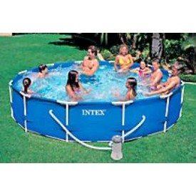 intex frame pool 366 x 76 cm 28212gn outlet shopping. Black Bedroom Furniture Sets. Home Design Ideas