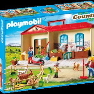 Playmobil 4897 Meeneem Boerderij