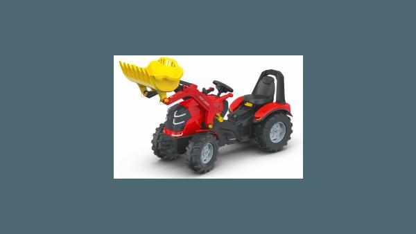 Rolly Toys – rollyX-Trac Premium + lader Premium