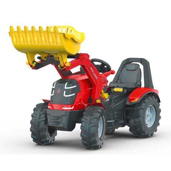 Rolly Toys 651016 – Rolly X-trac Premium met 2 versnellingen en rem