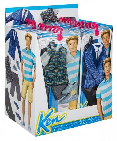 Mattel Barbie Ken kleding