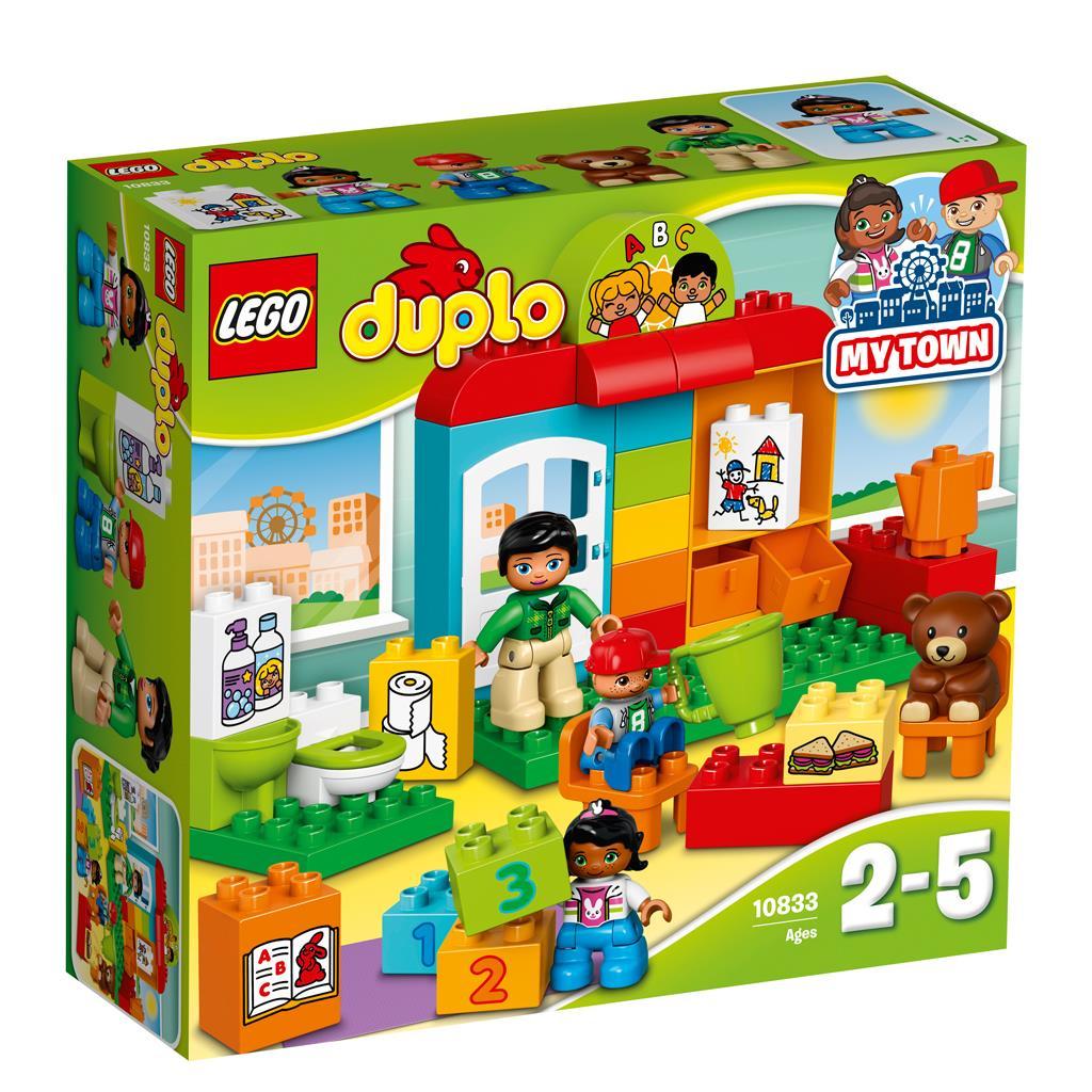 LEGO DUPLO TOWN 10833 KLEUTERKLAS