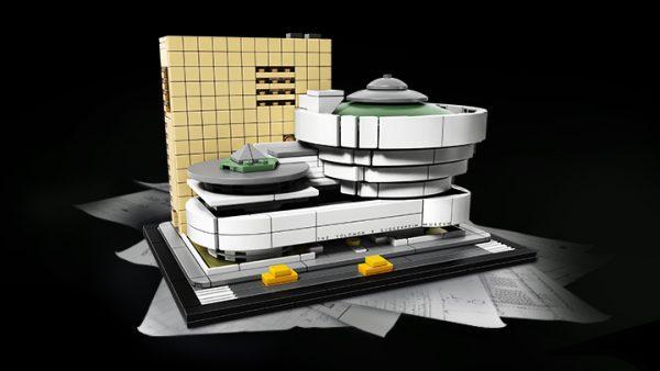LEGO® Architectuur 21035 Solomon R. Guggenheim Museum