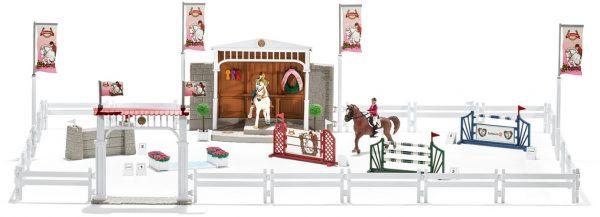 Schleich 42338 Groot wedstrijdtoernooi met paarden