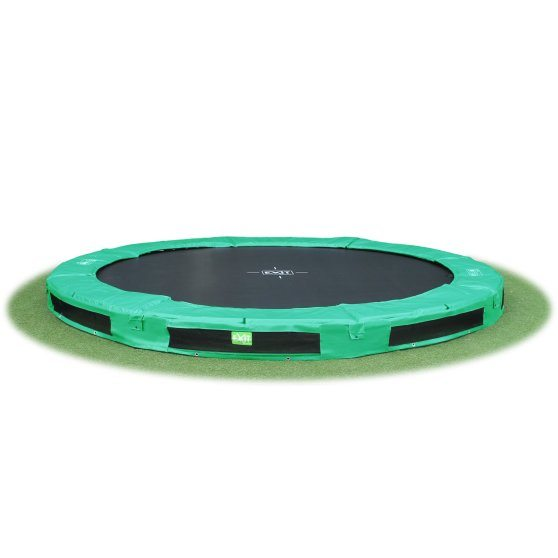 exit-beschermrand-interra-trampoline-o366cm-groen (1)