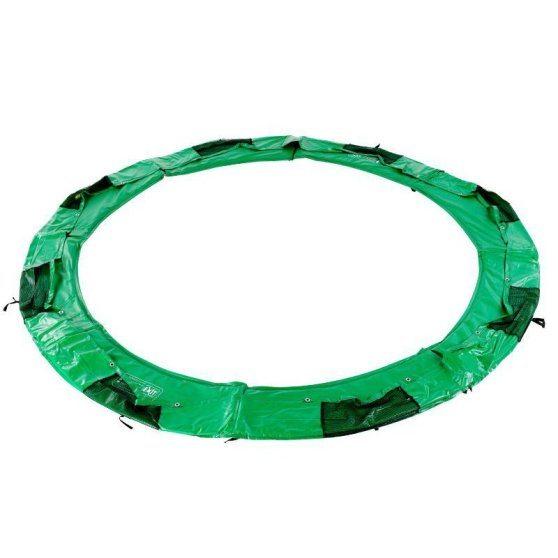 exit-beschermrand-interra-trampoline-o427cm-groen