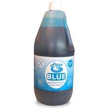 Frizz Blue toiletvloeistof AFVALTANK TOEVOEGING