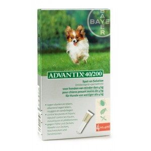 ADVANTIX 40 1,54 KG,4-PIPET