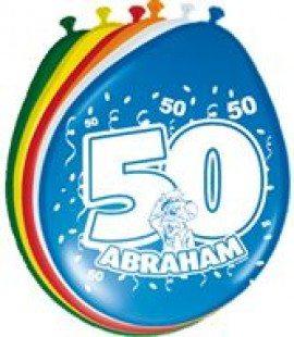 Ballon 8St Abraham