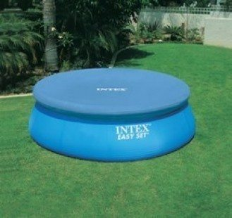 Pool Cover 366 rond  easy