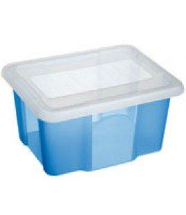 3 x sunware box 24 liter Transparant