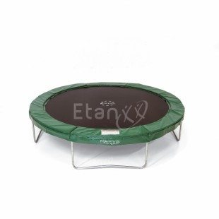 Etan Premium Silver 14 trampoline 427 cm groen