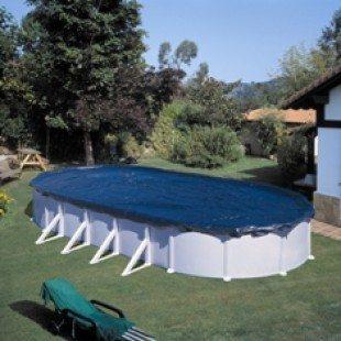 Winterkleed zwembad ovaal 610 of acht vorm 500