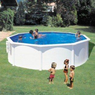 Zwembaden met vaste wand