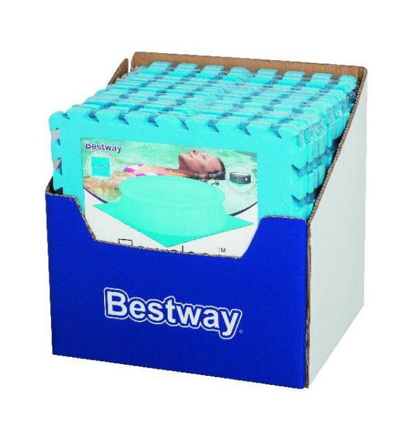 Ondertegels voor zwembad outlet shopping for Ondervloer zwembad