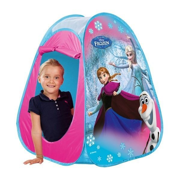 FROZEN POP UP PLAY TENT