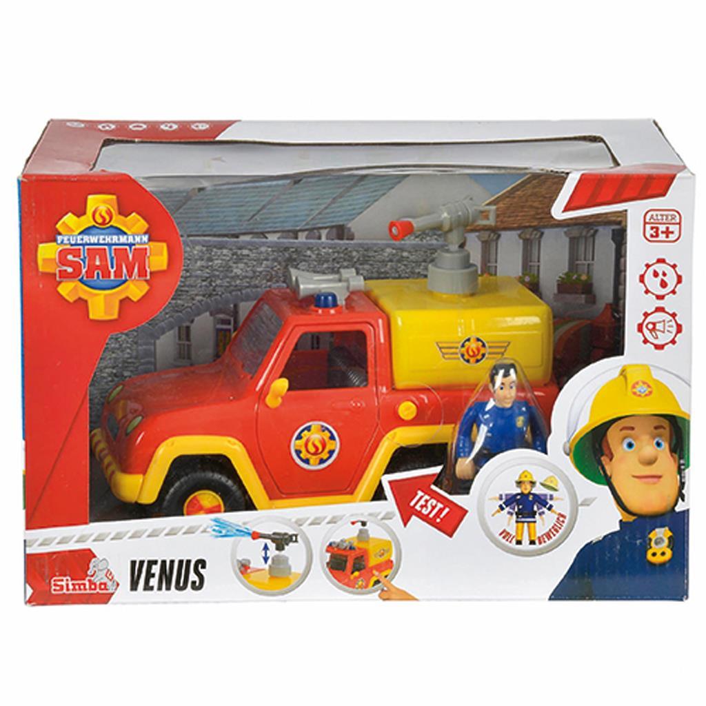 Voertuig Brandweerman Sam Brandweer Venus Outlet Shopping