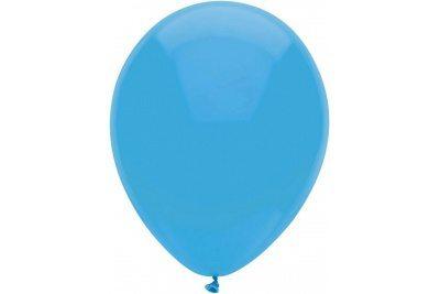 Ballonnen Middenblauw zak 100 stuks
