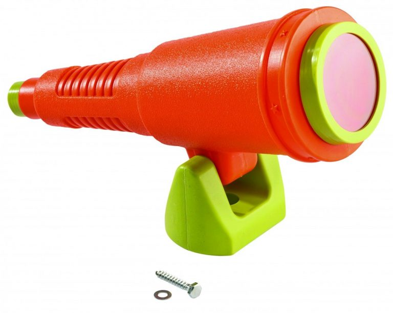 KBT telescoop Star – kleur Oranje / Limoen groen