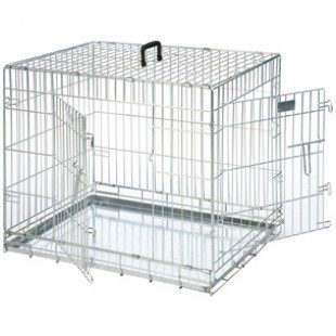 hondenbench 2 DEURS – 63x43x49CM