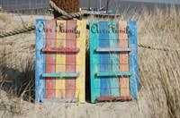 """ Our family"" foto hanger bota (41 x 3 x 72 cm) color"