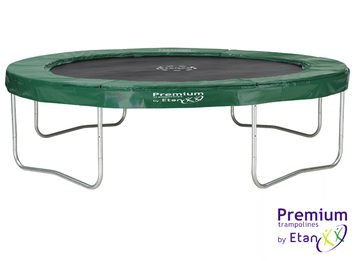 Etan Premium 12 trampoline 3,70m groen