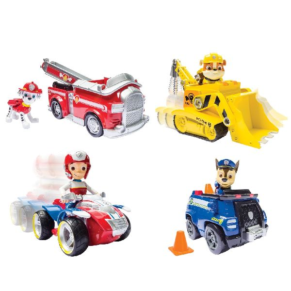 1 x Paw Patrol Basic Vehicle
