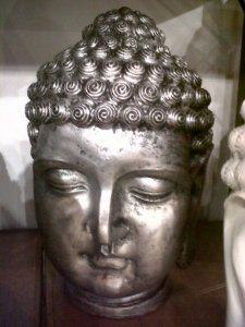 boeddha hoofd  Hoogte 50 cm