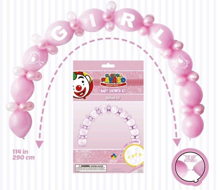 Ballonslinger Girl/Meisje