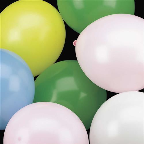 Ballon Wit per 25 stuks