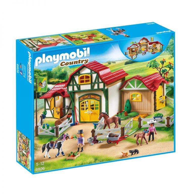 PLAYMOBIL 6926 paardrijclub
