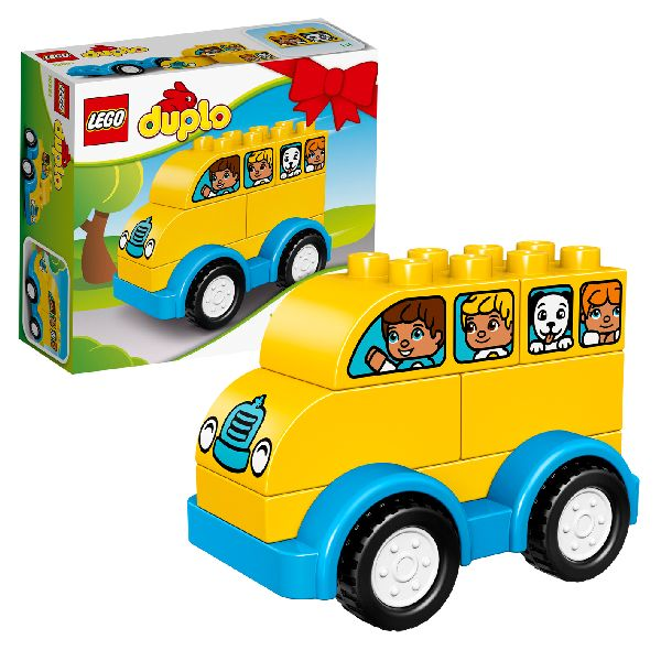 Lego 10851 Duplo First Bus