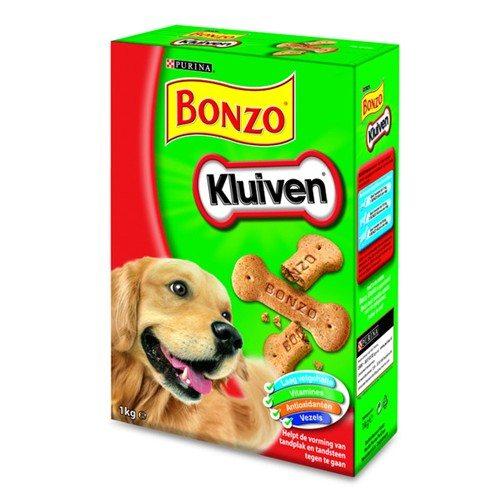 Bonzo Snack Kluiven 1 kg