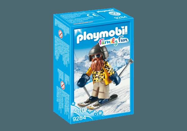 Playmobil 9284  Skiër op snowblades
