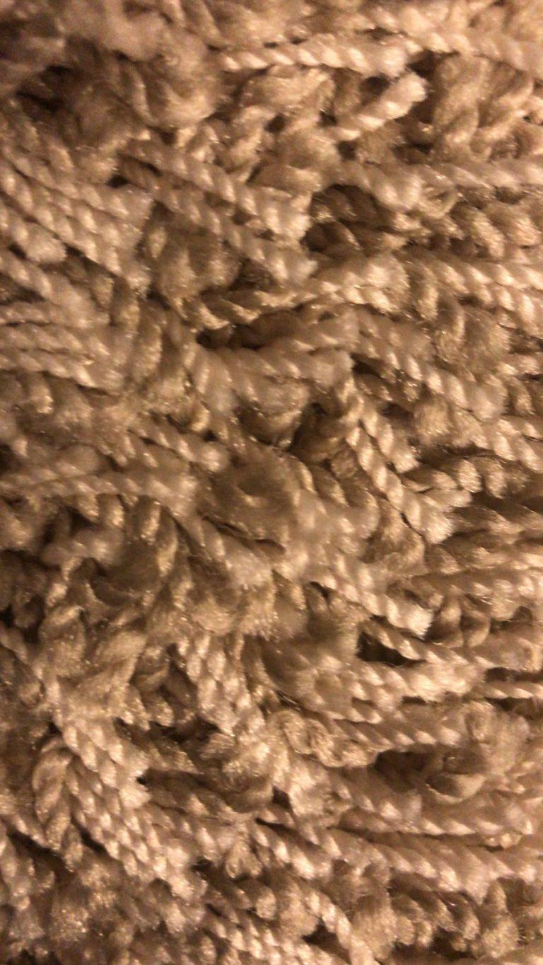 Vloerkleed Ruby Highline karpet 160 x 240 cm Hoogpolig kleur :Creme