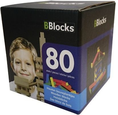 Bblocks: 80 stuks in doos