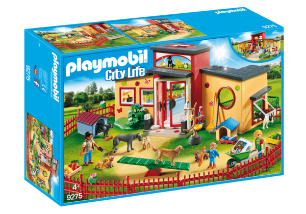 Playmobil 9275 Dierenpension
