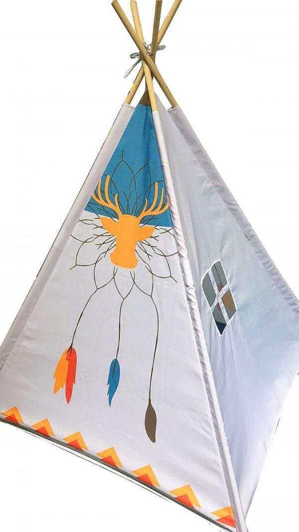 Indianen tent, 120 x 120 x 151 cm