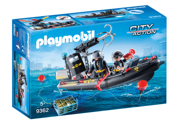 playmobil 9362 SIE-rubberboot