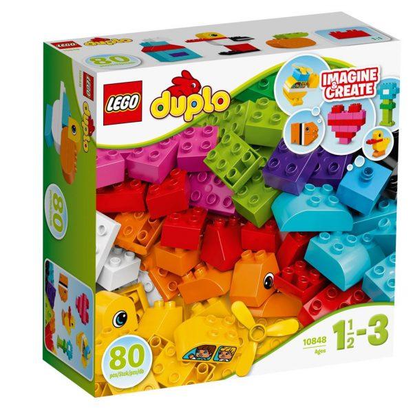 LEGO 10848 DUPLO MY FIRST MIJN EERSTE BOUWSTENEN