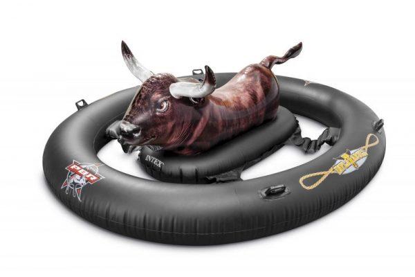 Opblaasbare rodeo stier  239 x 196 x 81 cm INTEX 56280