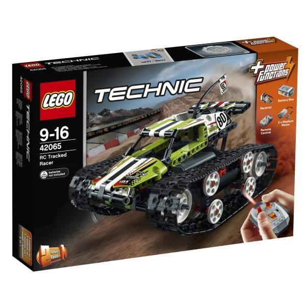 LEGO Technic 42065 Raceauto met afstandsbediening en 370 onderdelen