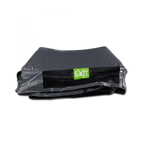 EXIT beschermrand InTerra trampoline ø 305 cm – grijs