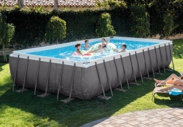 Intex 26362 GN Ultra Frame Pool 732 cm x 366 cm x 132 cm