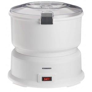 Aardappelschrapmachine cap. 1 kg Melissa