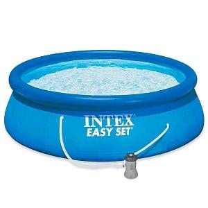 Intex Easy Set 28142GN Zwembad 396 x 84 cm + Pomp