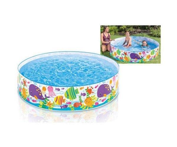 Intex 56452NP Ocean Play SnapSet Pool Ø 183 cm H 38 cm