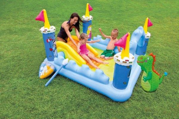 Intex Kasteel speelzwembad – 57138 – 185 cm x 152 cm x 107 cm